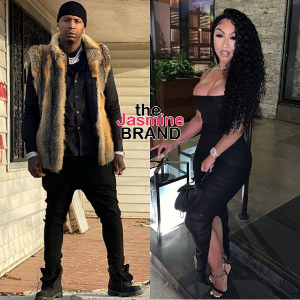 Moneybagg Yo Features Girlfriend Ari Fletcher Crying On His Voicemail In New Song 'Brain Dead'