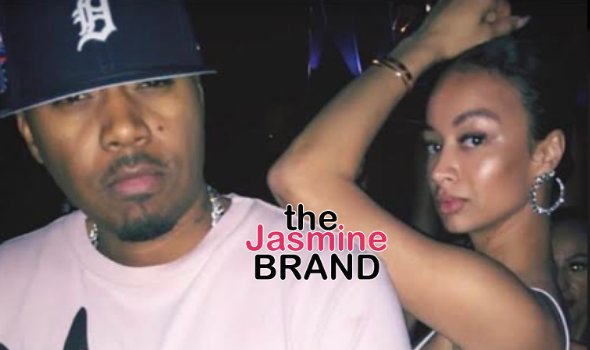 Draya Michele Sparks Rumors She's Dating Nas w/ New Photo & Fans Have Mixed Reactions About It