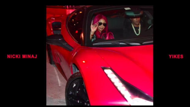 Nicki Minaj Returns To Music Scene W/ New Controversial Single 'Yikes' [LISTEN]