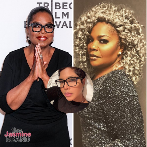 Mo'Nique Says Oprah Demeans Women, As She Posts An Old Clip Of Toni Braxton Saying Oprah Was 'Mean' To Her During Interview [VIDEO]