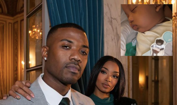 Princess Love Swoons Over Son Epik w/ Cryptic Caption Amid Ray J Drama: I Asked God To Send Me A Man Who Will Always Love Me