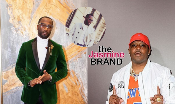 112's Q Parker Reacts To Mase Calling Out Diddy Over Publishing Rights: I Want The Other Half Of My Publishing Back Too