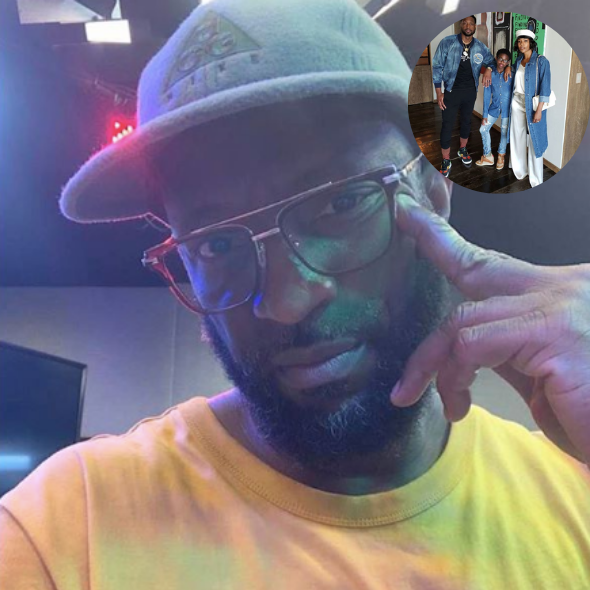 Rickey Smiley Addresses Controversial Post About Boys Wearing Dresses Being Accepted In Society + Talks Dwyane Wade's Child Identifying As Female [WATCH]