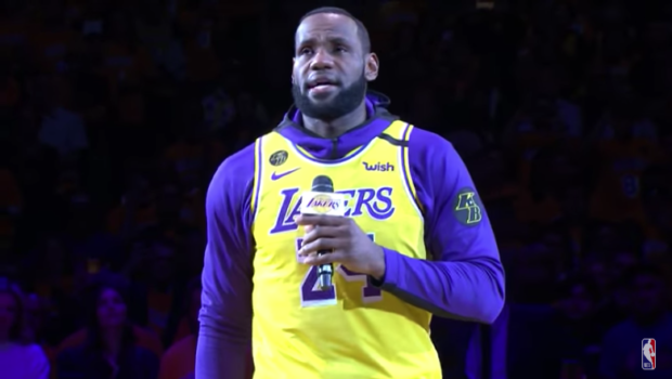 LeBron James Lands 2-Year $85 Million Extension With Los Angeles Lakers