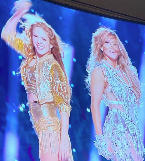Watch J.Lo & Shakira's Halftime Performance [VIDEO]