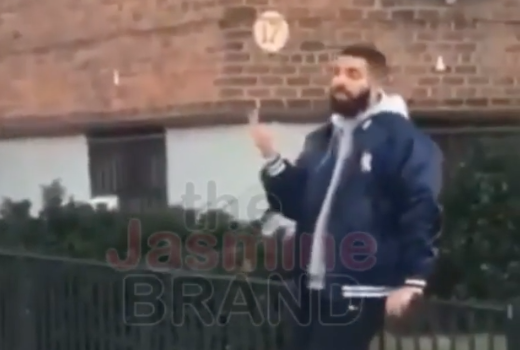 Drake Spotted Filming At Marcy Projects In Brooklyn [VIDEO]