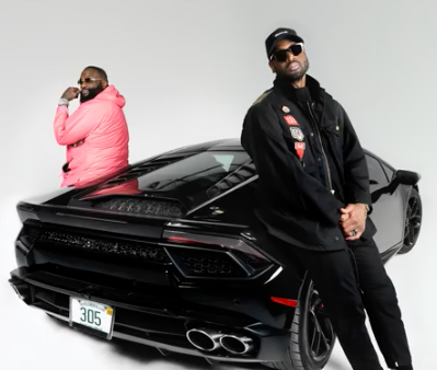 "Dwyane Wade Makes Rap Debut, Featured On Rick Ross' ""Season Ticket Holder"" [New Music]"