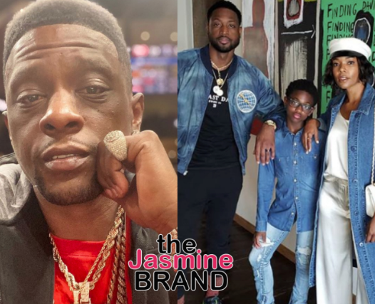 Boosie's Mom Was Upset W/ Him For Criticizing D.Wade's Daughter: She Got In My A**, Told Me To Stay Out Of People's Business!