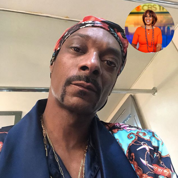 Snoop Dogg Apologizes To Gayle King: I Publicly Tore You Down In A Derogatory Manner