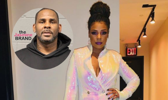 Syleena Johnson Says Fans Should Still Enjoy R. Kelly's Music Amid Accusations: People Shouldn't Find Themselves Responsible For His Actions