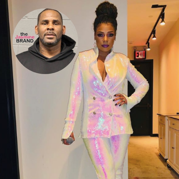 Syleena Johnson Doesn't Think R. Kelly Should Be In Jail: He Needs To Be In An Insane Asylum