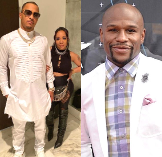 "Floyd Mayweather Addresses Old Rumored Fight With T.I. Over Tiny, T.I. Responds: ""Miss Me With The Lame Sh*t"""
