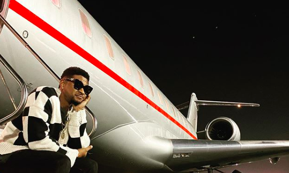 "Usher Previews ""Confessions, Pt. III,"" Fans Speculate What The Song Is About [LISTEN]"