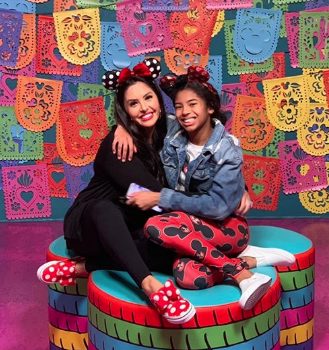 Vanessa Bryant Shares Artwork Of Daughter Gianna Bryant: This Warms My Heart!