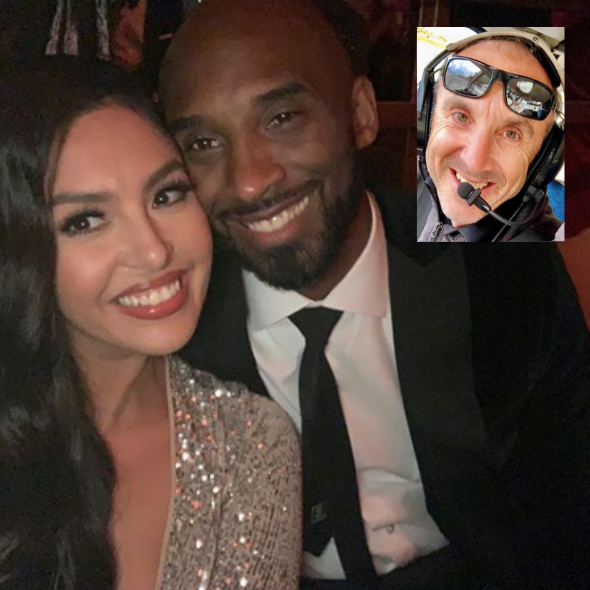 Kobe Bryant – Wife Of Helicopter Pilot Responds To Vanessa Bryant's Lawsuit, Blames Passengers