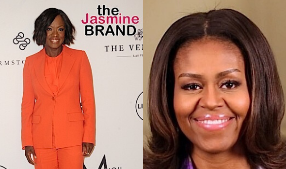 Viola Davis To Play Michelle Obama In New Series 'First Ladies', Will Also Co-Executive Produce