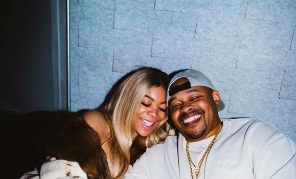 Wendy Williams Reveals Her New Boyfriend?