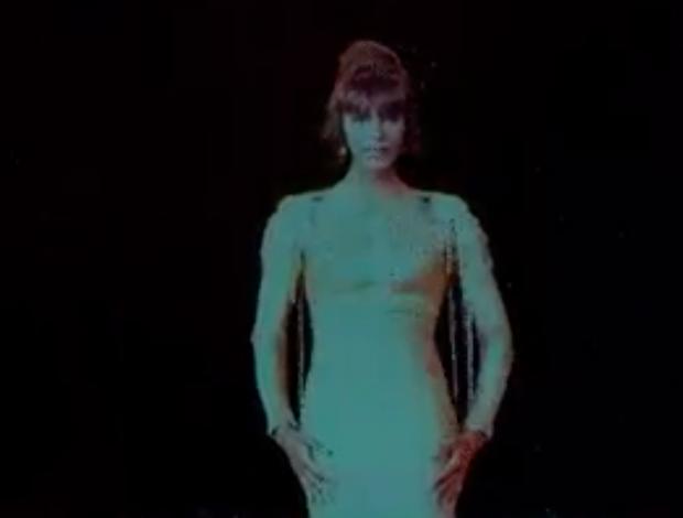 Whitney Houston's Hologram Makes TV Debut On British Morning Show