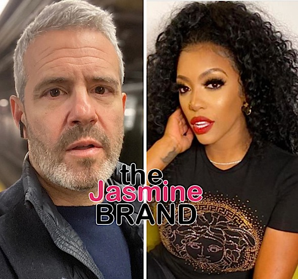Andy Cohen Reveals Porsha Williams Was Almost Fired After Her 1st Season Of RHOA