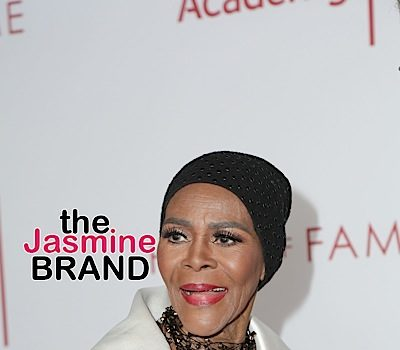 Cicely Tyson Says Black Africans Are 'Taking Away Our Jobs' + Recalls 'Only Time' Ex-Husband Miles Davis Physically Abused Her