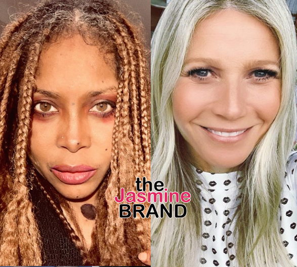 Erykah Badu Says Her Vagina Incense Products Were NOT Inspired By Gwenyth Paltrow's Vagina Candles