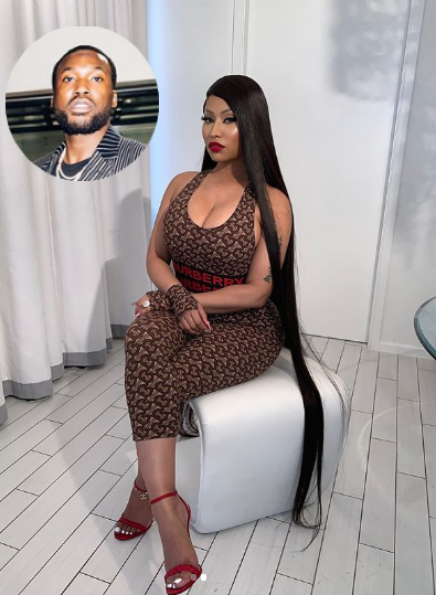 Nicki Minaj Says Meek Mill Beat & Spit On His Sister, Meek Mill Says Nicki Minaj Knew Her Brother Was Raping A Child