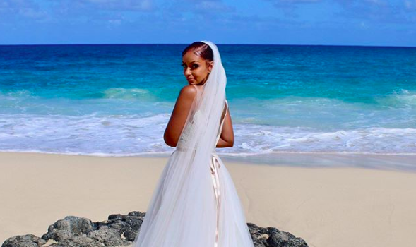 Singer Mya Hints That She Married Herself [VIDEO]