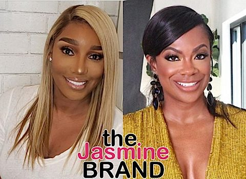 Kandi Burruss Yells At NeNe Leakes: I'm Embedded In Your Motherf*ck*ing Brain B*tch [RHOA Reunion Trailer]