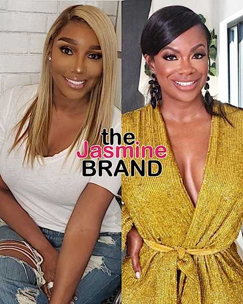 Kandi Burruss Reacts To NeNe Leakes Being Noticeably Absent On RHOA: All I Can Tell You Is We Didn't Understand [VIDEO]