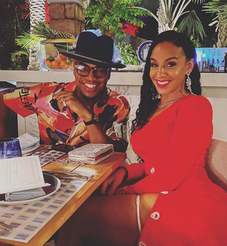 NeYo's Wife Crystal Smith Responds To A Social Media User Who Said The Couple Wouldn't Last: God Bless You Sis