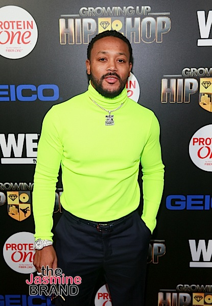 Romeo Miller: I Will Be A Father Next Year!