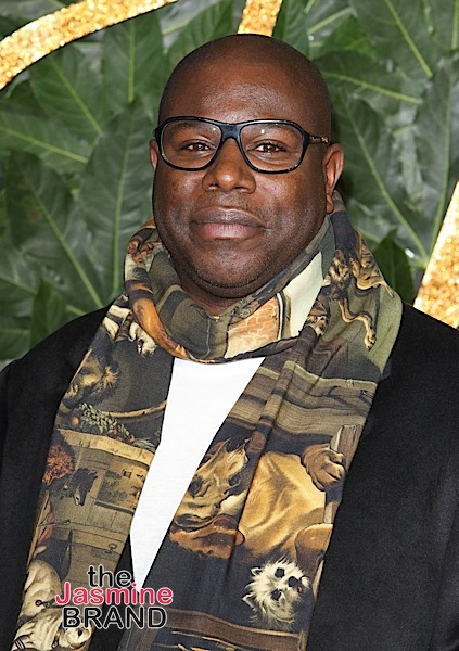 "Director Steve McQueen Says He Was Told 'A Movie W/ Black Leads Wouldn't Make Any Money' While Creating ""12 Years A Slave"""