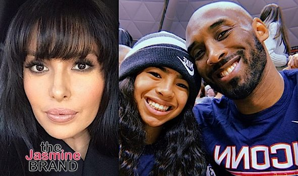 Vanessa Bryant & Daughter Natalia Block Kobe & Gigi Fan Pages: We Have To Do This For Our Own Healing