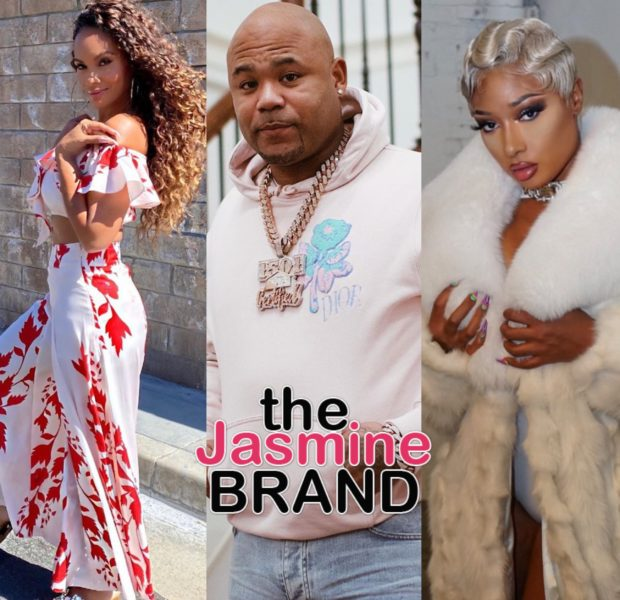 Evelyn Lozada Says Keep Her Out Drama Between Ex-Fiancé Carl Crawford & Megan Thee Stallion