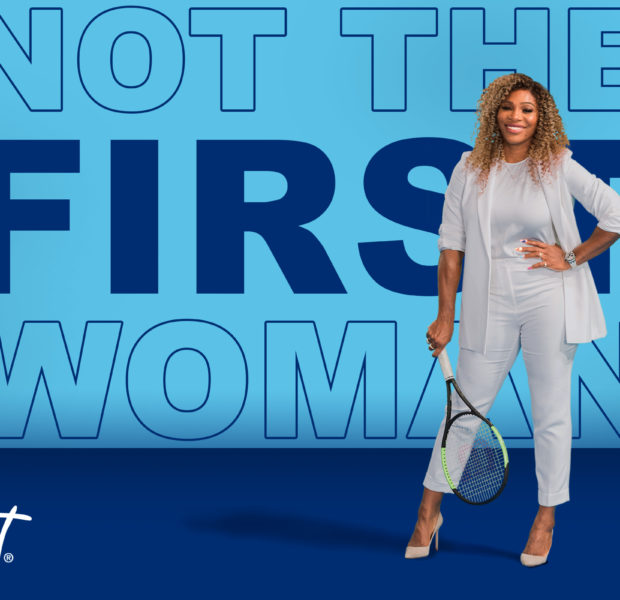 "Serena Williams Stars In Secret Deodorant's ""Not The First"" Campaign"