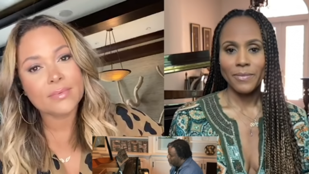 Singers Tamia & Deborah Cox Perform Virtual Cover Of 'Count On Me' [VIDEO]