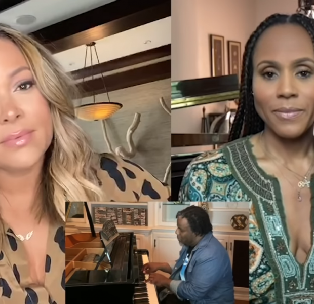 Singers Tamia & Deborah Cox Perform Virtual Cover Of 'Count On Me' [VIDEO]
