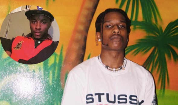 A$AP Rocky Is Secretly Gay According To Rapper Spaceghost Purrp: He Got Me Blacklisted To Keep His Secret!