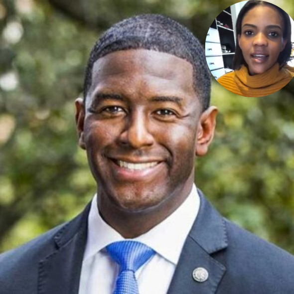 Andrew Gillum Scandal Being Investigated By Police After Conservative Commentator Candace Owens Broke Story On Social Media