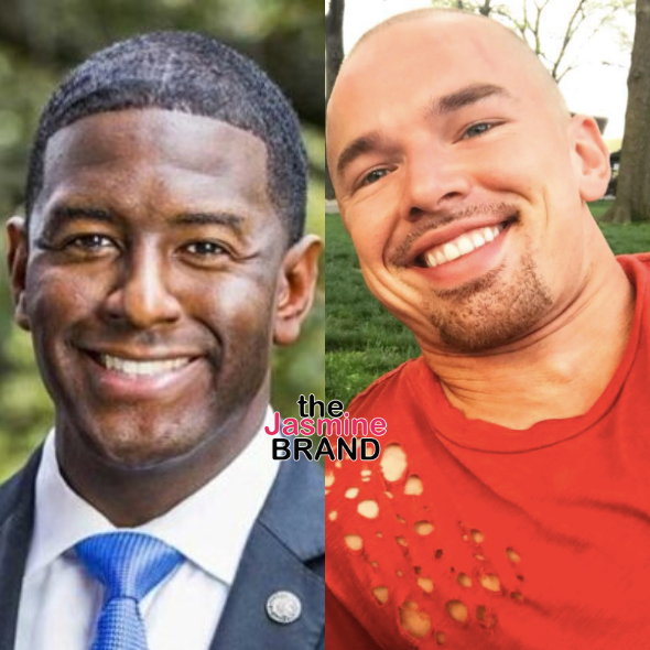 Andrew Gillum – Man Involved In Alleged Crystal Meth Incident With Politican Is A Male Escort