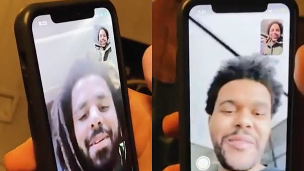 Drake, J.Cole & The Weeknd Facetime 11-Year-old Cancer Patient Before His Passing [VIDEO]