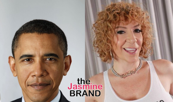 Barack Obama – Porn Star Sara Jay Trending After Fans Notice Obama Is Following Her On Twitter