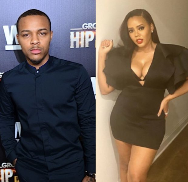 "Angela Simmons Says She's Open To Pursuing Romance With Bow Wow, He Comments: ""We're Like Martin & Gina!"""