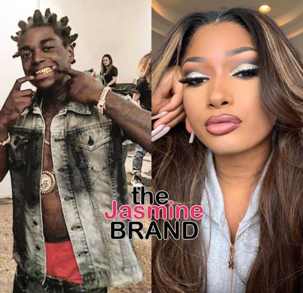 "Megan Thee Stallion Called Out By Jailed Kodack Black: I Created ""Drive The Boat!"""