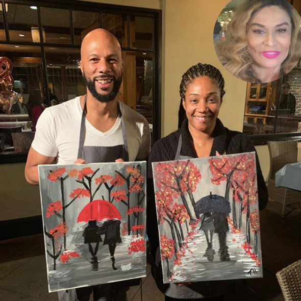 Common & Tiffany Haddish Are A Couple, According To Tina Lawson + Tiffany Says: He Needs To Work For Me, I'M The Prize