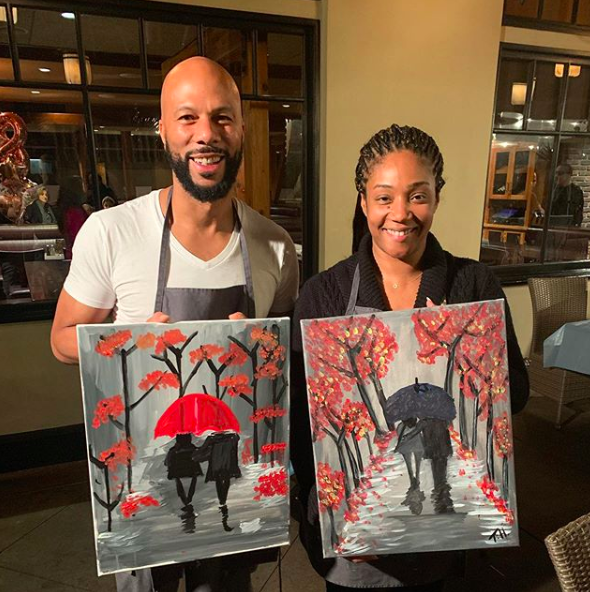 "Tiffany Haddish Celebrates ""Friend"" Common's Birthday Amid Dating Rumors"