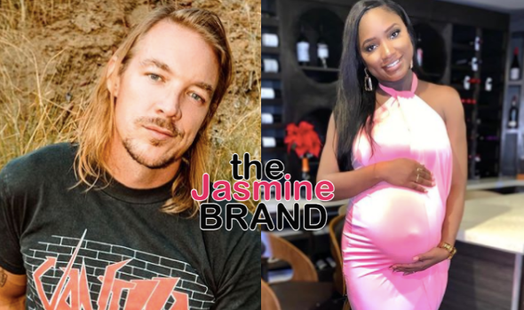 EXCLUSIVE: Diplo & Former Miss Trinidad & Tobago Universe Welcome Baby Boy, It Was A Planned Pregnancy Says Source