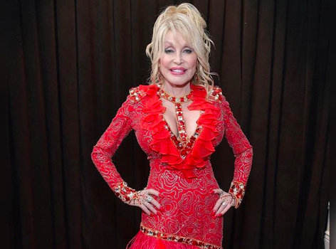 Dolly Parton Says She's 'In Talks' To Pose For Playboy Magazine