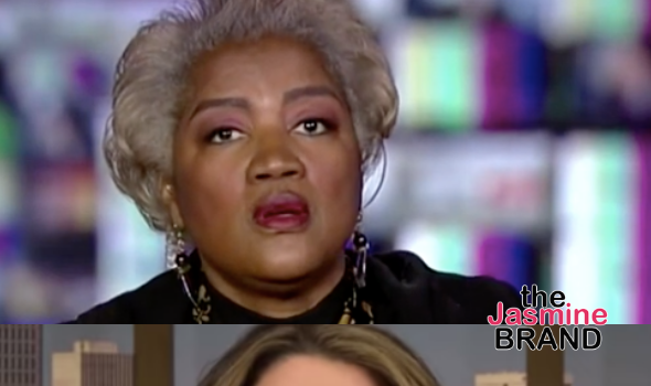 Donna Brazile Tells RNC Chairwoman Ronna McDaniel 'Go To Hell' On Live TV [WATCH]