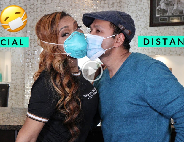 Married To Medicine's Mariah Huq Opens Up About Husband Dr. Aydin Working Frontline In E.R. Amidst Pandemic